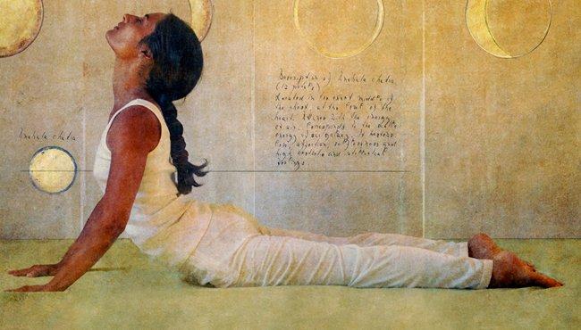 Bhujanasana - Die Kobra - Yoga in Zürich