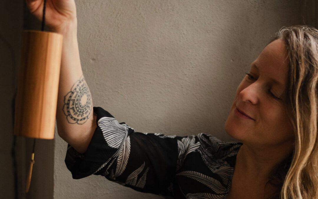 Vani Devi Yogalehrerin